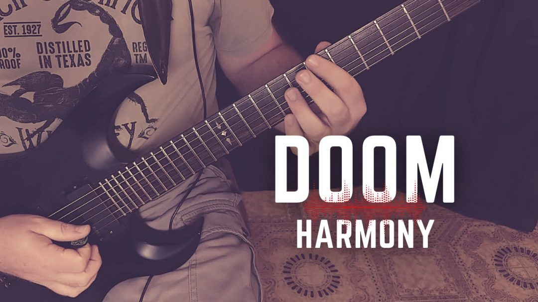 Corey Hunter plays Doom Metal