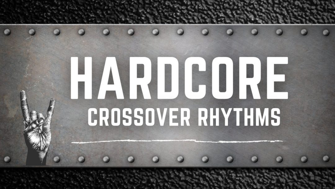 Hardcore Crossover Guitar